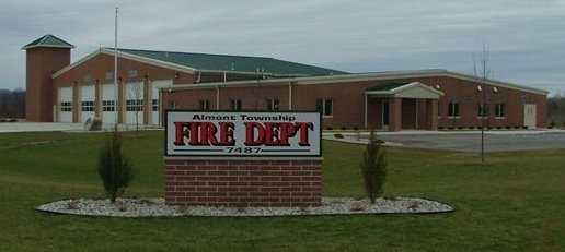 Almont's new fire hall