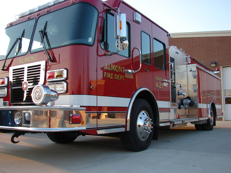 New Engine Truck 4-21