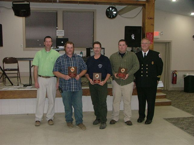 Outstanding Firefighter Award